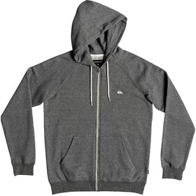 Quiksilver Everyday Zip Hoodie Fleece Men Dark Grey Heather